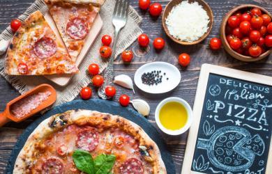 Bánh pizza và những điều ít người biết